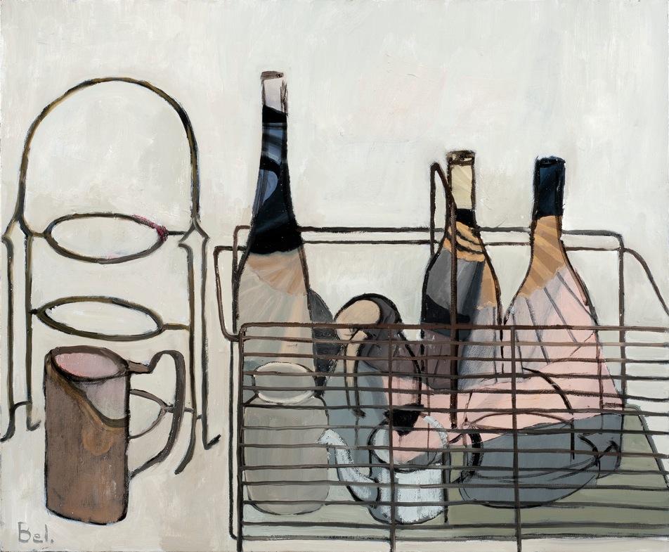 Grille aux bouteilles 2013